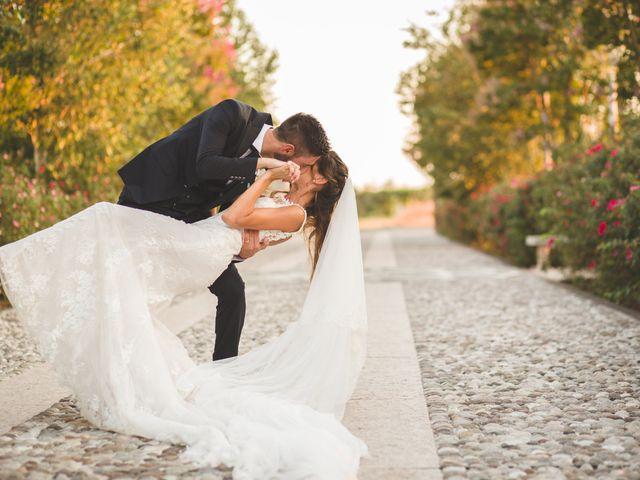 Il matrimonio di Andrea e Elena a Castiglione delle Stiviere, Mantova 81