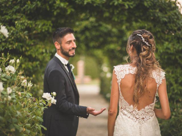 Il matrimonio di Andrea e Elena a Castiglione delle Stiviere, Mantova 91