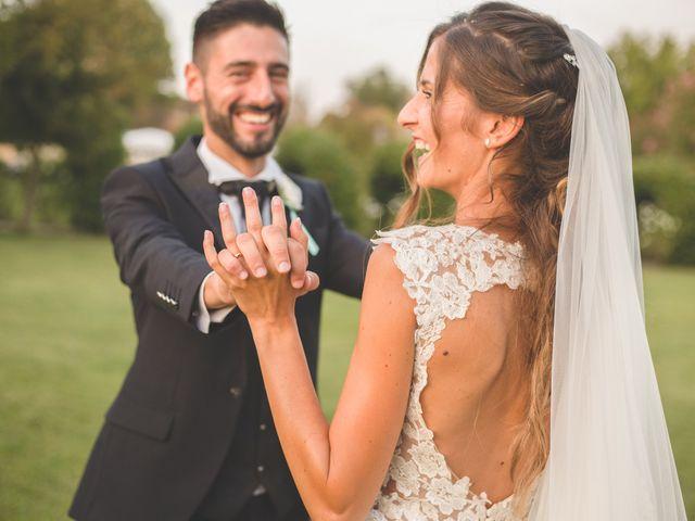 Il matrimonio di Andrea e Elena a Castiglione delle Stiviere, Mantova 94