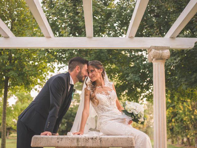 Il matrimonio di Andrea e Elena a Castiglione delle Stiviere, Mantova 95
