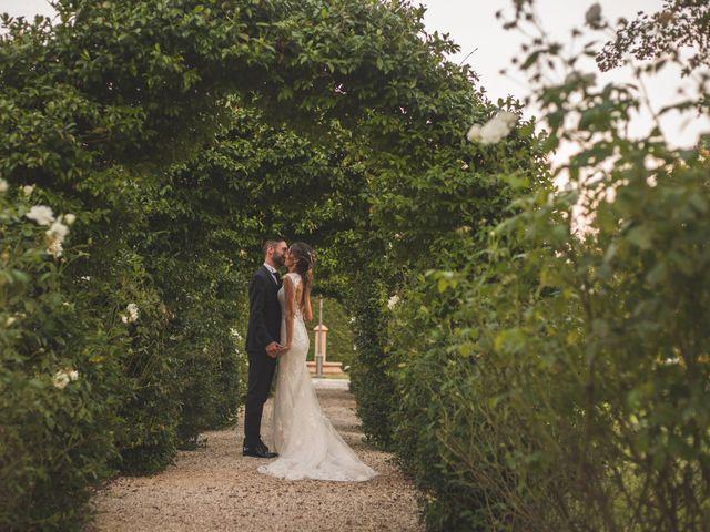 Il matrimonio di Andrea e Elena a Castiglione delle Stiviere, Mantova 98