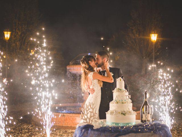 Il matrimonio di Andrea e Elena a Castiglione delle Stiviere, Mantova 108