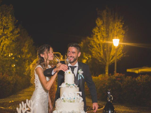 Il matrimonio di Andrea e Elena a Castiglione delle Stiviere, Mantova 110