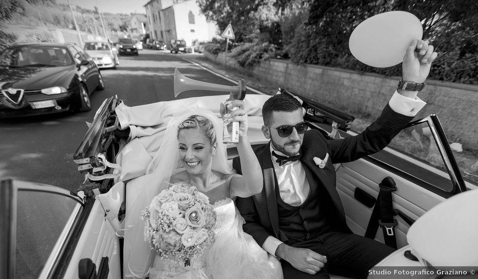 Il matrimonio di Maurizio e Valentina a Quarrata, Pistoia