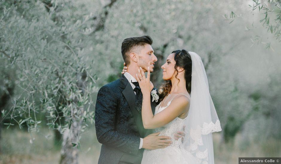Il matrimonio di Pio e Eleonora a Buti, Pisa