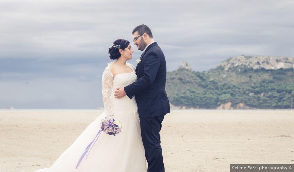 Il matrimonio di Emilio e Sabrina a Quartu Sant'Elena, Cagliari