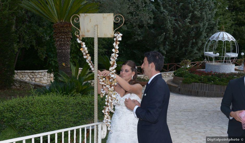 Il matrimonio di Antonio e Rosaria a Santa Maria Capua Vetere, Caserta