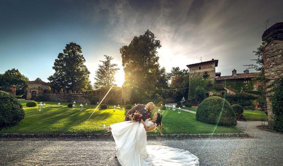 Il matrimonio di Andrea e Valentina a Filago, Bergamo