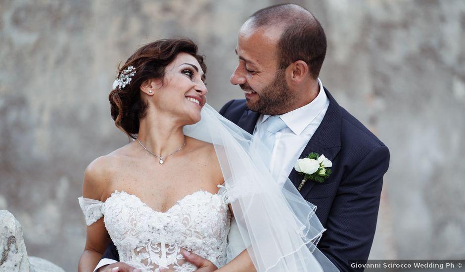 Il matrimonio di Dario e Elisabetta a Terracina, Latina
