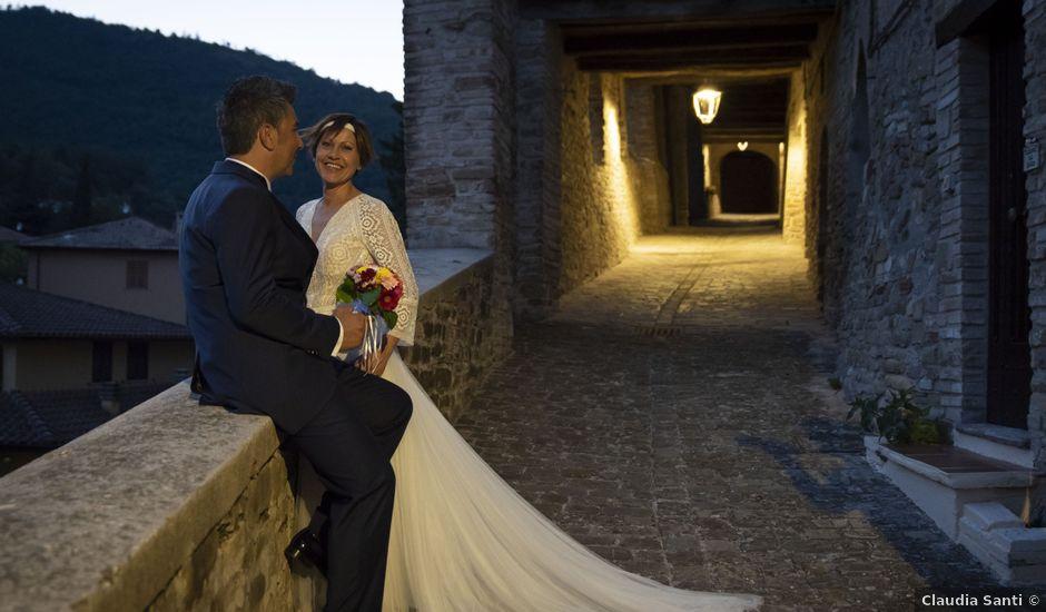 Il matrimonio di Maurizio e Paola a Castelbellino, Ancona