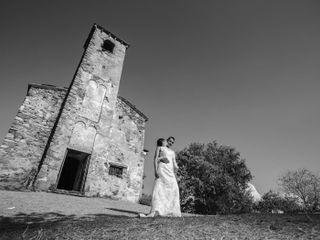 Le nozze di Tania e Ale