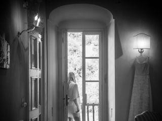 Le nozze di Anna Viktoria e Fredrik 1