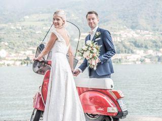 Le nozze di Anna Viktoria e Fredrik