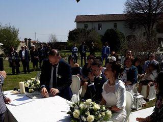 Le nozze di Cristina e Ivan 2