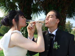 Le nozze di Chiara e Christian