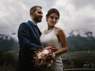 Le nozze di Marlene e Matteo