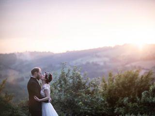 Le nozze di Alice e Matteo