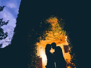 Le nozze di Audrey e Robert