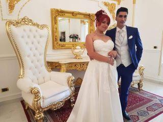 Le nozze di Maria Lucia e Francesco