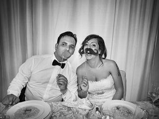 Le nozze di Damiano e Valentina