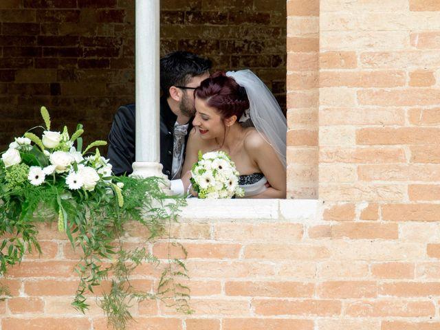Il matrimonio di Samuele e Gloria a Tolentino, Macerata 21