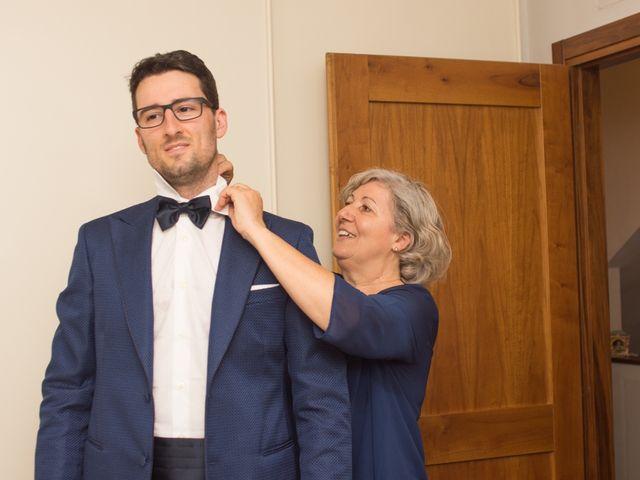 Il matrimonio di Leonardo e Paola a Pistoia, Pistoia 15