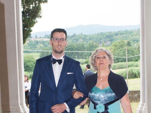 Il matrimonio di Leonardo e Paola a Pistoia, Pistoia 88