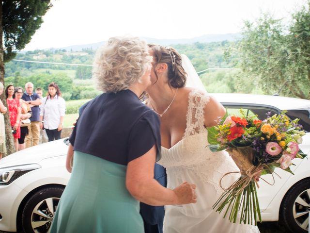 Il matrimonio di Leonardo e Paola a Pistoia, Pistoia 94