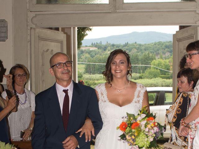 Il matrimonio di Leonardo e Paola a Pistoia, Pistoia 101