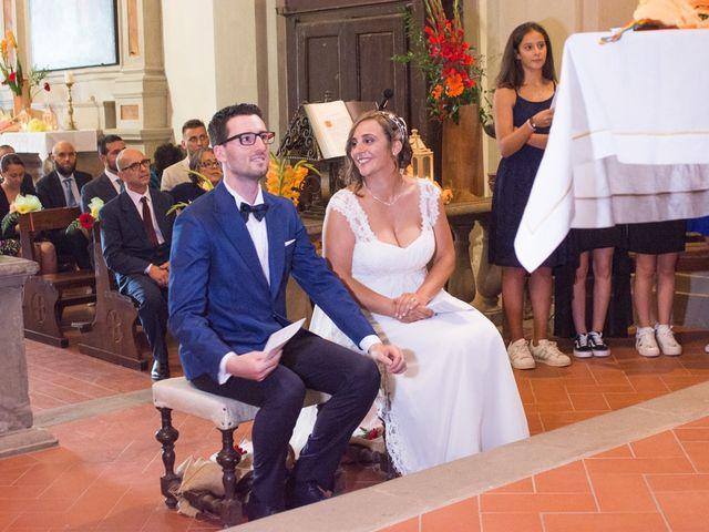 Il matrimonio di Leonardo e Paola a Pistoia, Pistoia 121