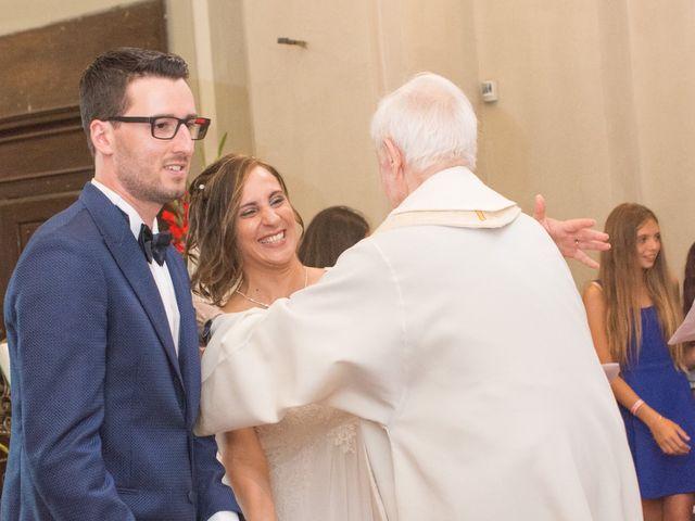 Il matrimonio di Leonardo e Paola a Pistoia, Pistoia 124