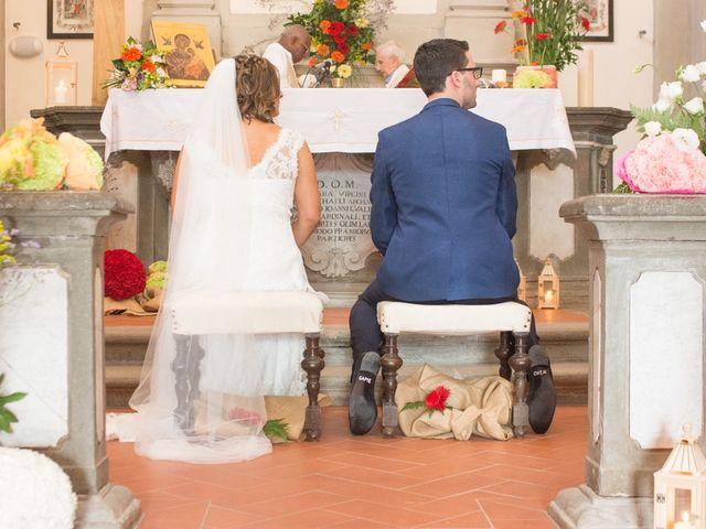 Il matrimonio di Leonardo e Paola a Pistoia, Pistoia 130
