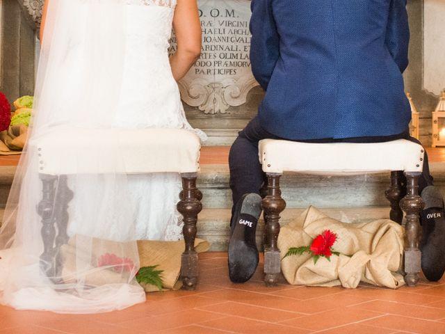 Il matrimonio di Leonardo e Paola a Pistoia, Pistoia 131