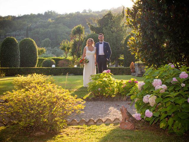Il matrimonio di Leonardo e Paola a Pistoia, Pistoia 171