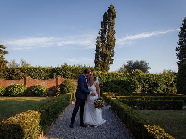 Il matrimonio di Leonardo e Paola a Pistoia, Pistoia 173
