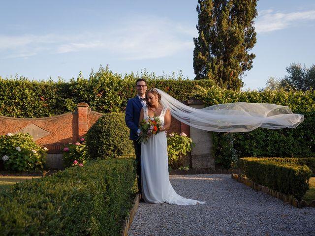 Il matrimonio di Leonardo e Paola a Pistoia, Pistoia 174