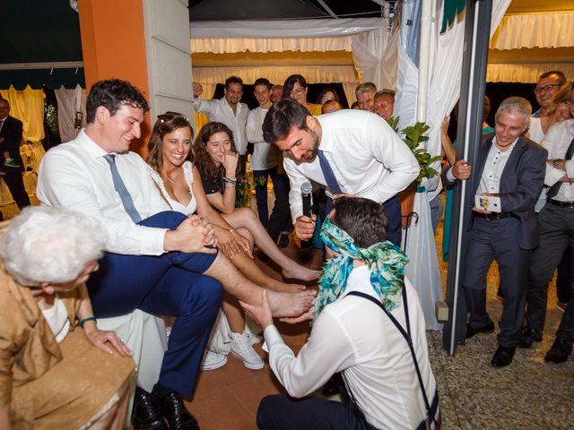 Il matrimonio di Leonardo e Paola a Pistoia, Pistoia 190