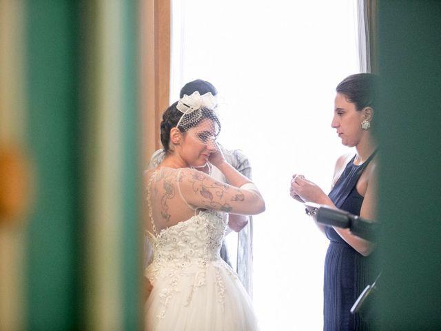Il matrimonio di Simone e Sara a Piacenza, Piacenza 15