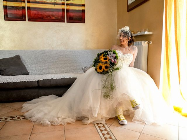 Il matrimonio di Simone e Sara a Piacenza, Piacenza 20