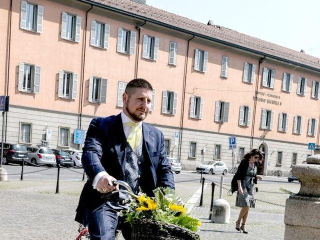 Il matrimonio di Simone e Sara a Piacenza, Piacenza 24