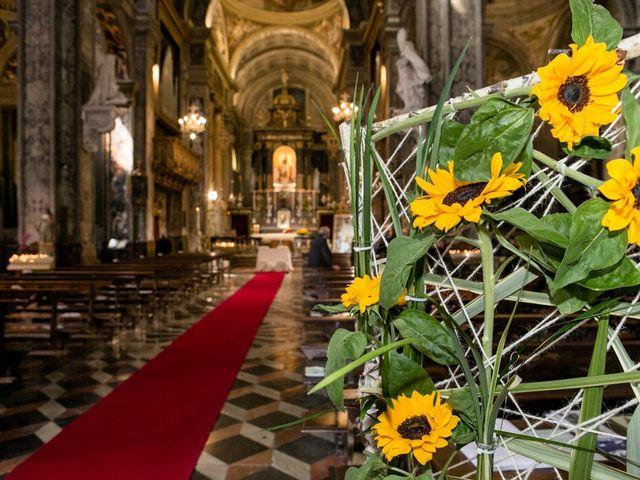 Il matrimonio di Simone e Sara a Piacenza, Piacenza 25