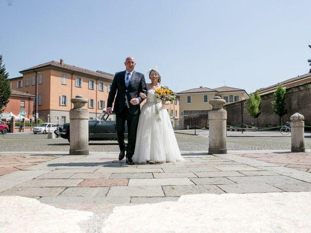 Il matrimonio di Simone e Sara a Piacenza, Piacenza 29