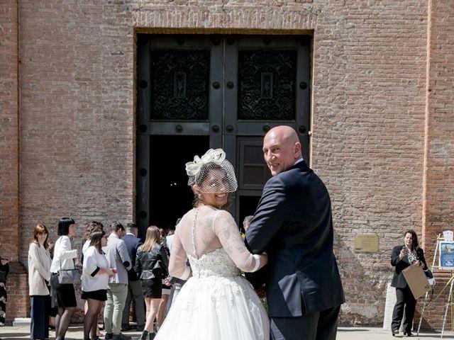 Il matrimonio di Simone e Sara a Piacenza, Piacenza 30