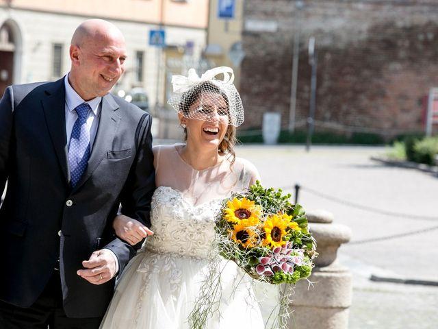 Il matrimonio di Simone e Sara a Piacenza, Piacenza 31