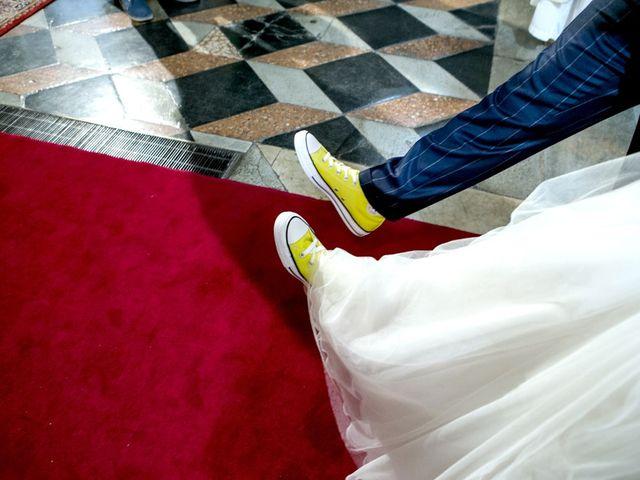 Il matrimonio di Simone e Sara a Piacenza, Piacenza 33
