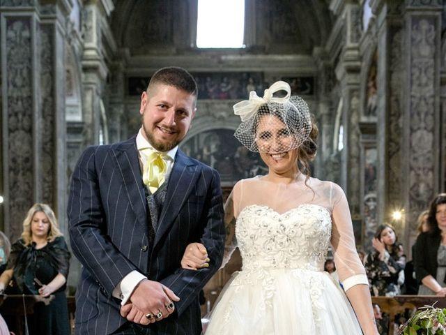 Il matrimonio di Simone e Sara a Piacenza, Piacenza 34