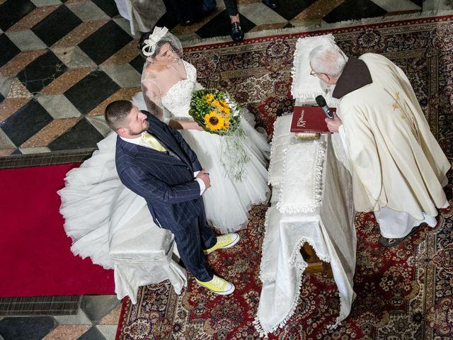 Il matrimonio di Simone e Sara a Piacenza, Piacenza 35