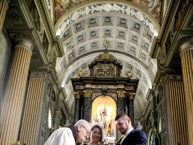 Il matrimonio di Simone e Sara a Piacenza, Piacenza 37