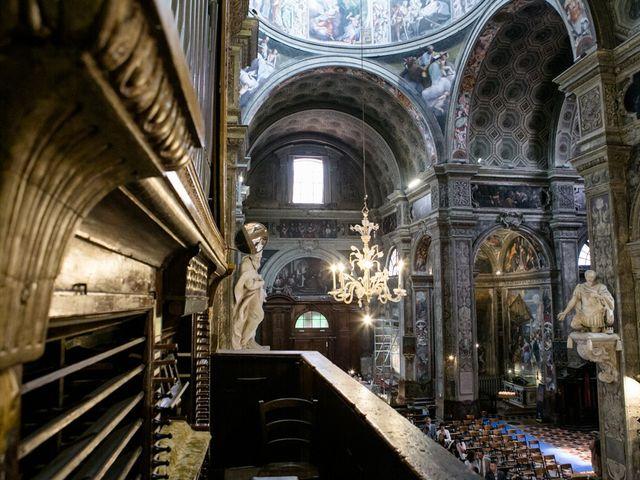 Il matrimonio di Simone e Sara a Piacenza, Piacenza 39