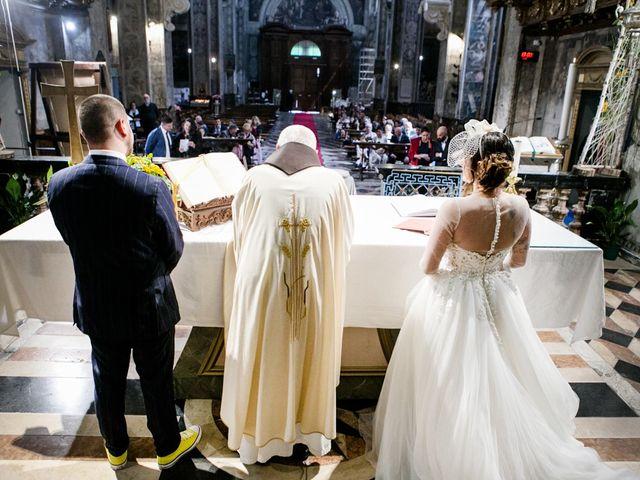 Il matrimonio di Simone e Sara a Piacenza, Piacenza 40